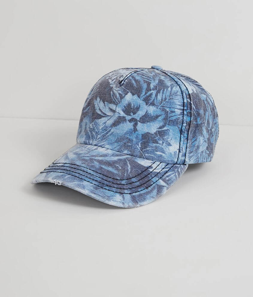 Billabong Beach Club Baseball Hat - Women's Hats in Cobalt | Buckle