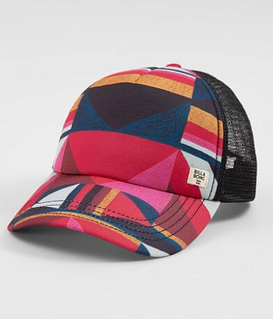 Billabong Heritage Mashup Baseball Hat