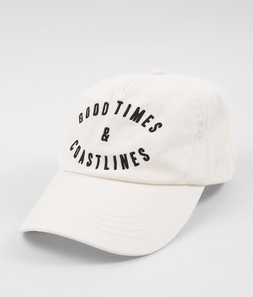 Billabong Good Times & Coastlines Baseball Hat front view