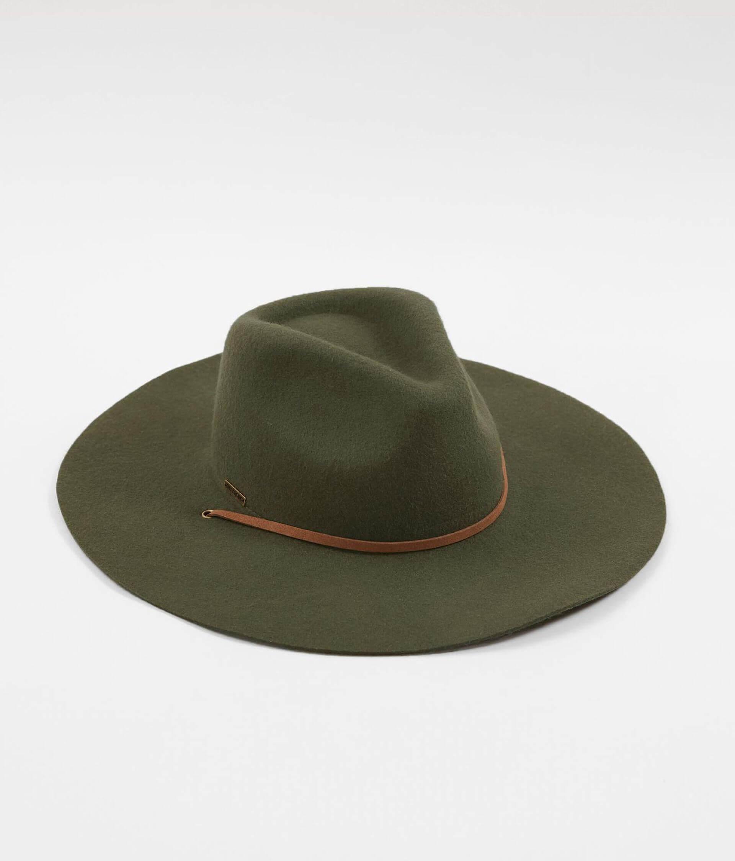 Billabong On The Rocks Panama Hat - Women s Hats in Olive  c7eb96e6d649