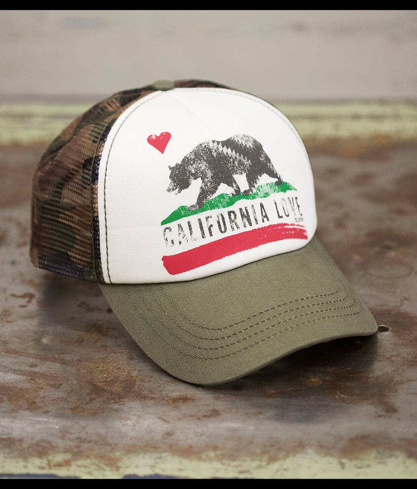 f9d133a06ac90e Billabong Pitstop Trucker Hat - Women's Hats in Grunge Green | Buckle