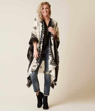 Billabong Beachy Nights Poncho