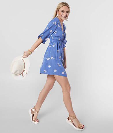 Billabong Gone Skippin' Mini Dress