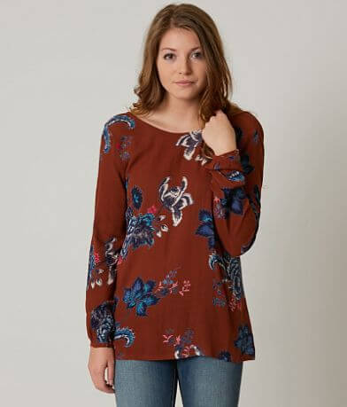 Billabong Rainy Roads Top