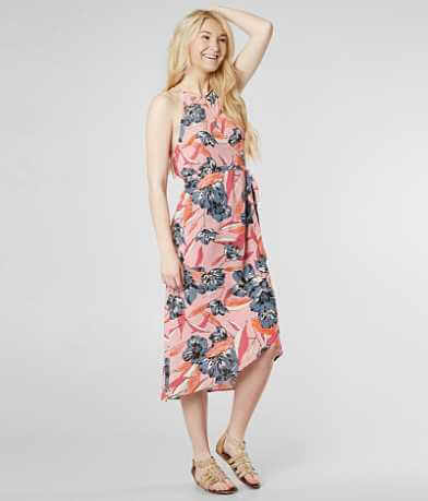 Billabong Aloha Babe Wrap Dress