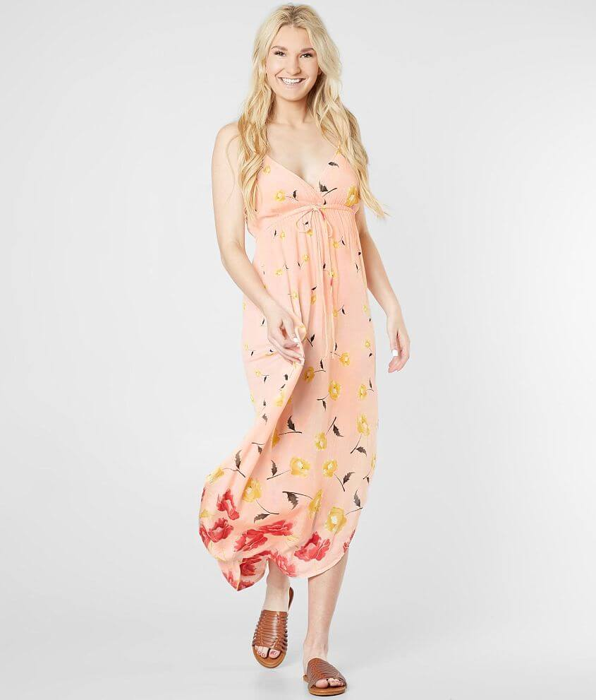 0440de0f71f3 Billabong Like Minded Maxi Dress - Women's Dresses in Peaches | Buckle