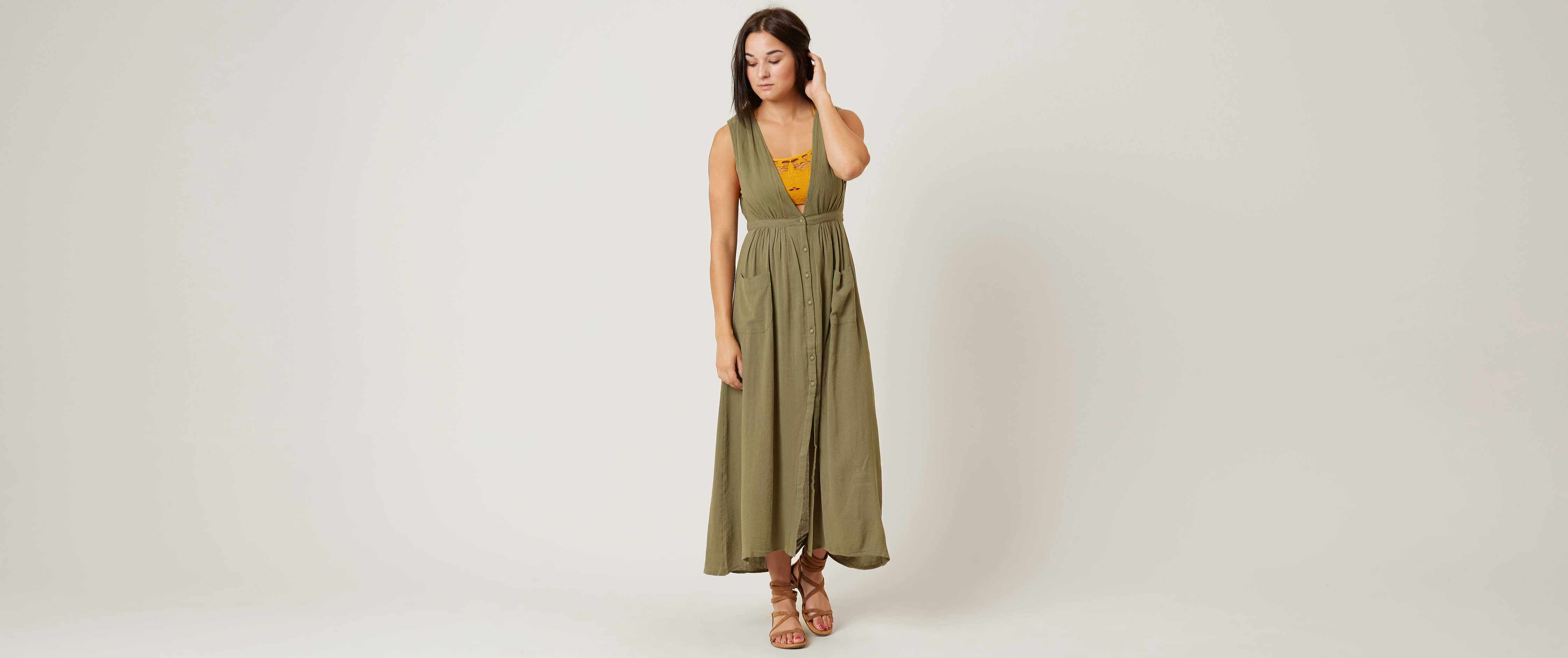 maxi dress overlay outlet