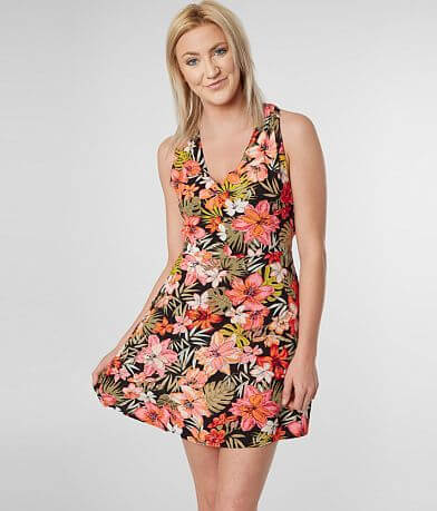 Billabong Knotted Heart Dress