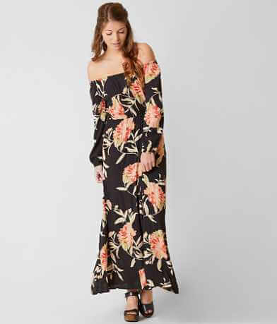 Billabong Crystal Ball Maxi Dress