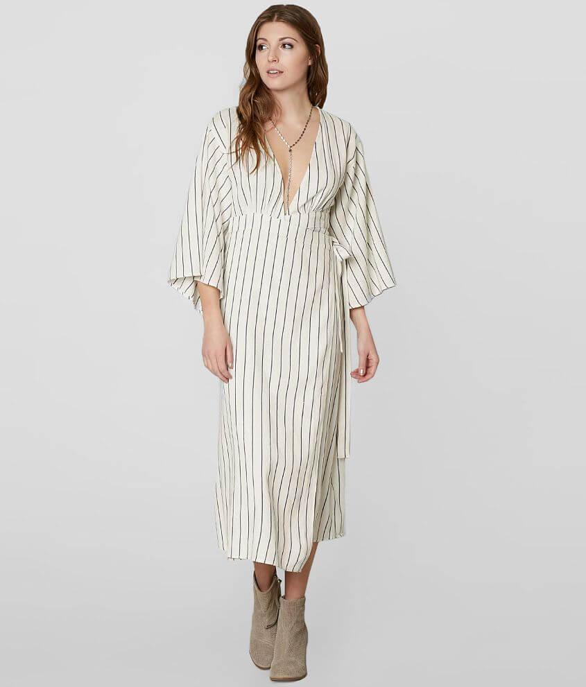 74ce0865e1b37 Billabong Robe Life Dress - Women s Dresses in Cool Whip   Buckle
