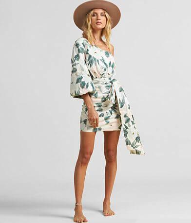 Billabong Sunkissed One Shoulder Dress