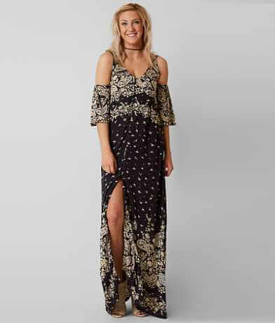 Billabong Desert Dance Maxi Dress