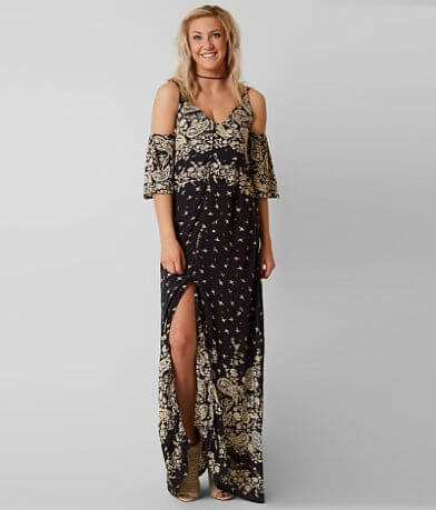 Billabong Desert Dance Maxi Dress