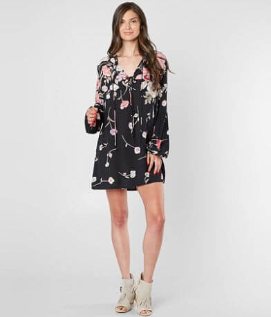 Billabong Pretty Please Floral Dress