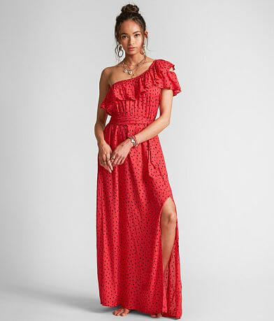 Billabong Sincerely Jules Your Side Maxi Dress
