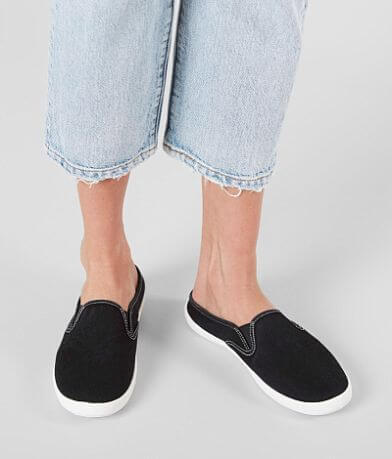 Billabong Canvas Mule Shoe