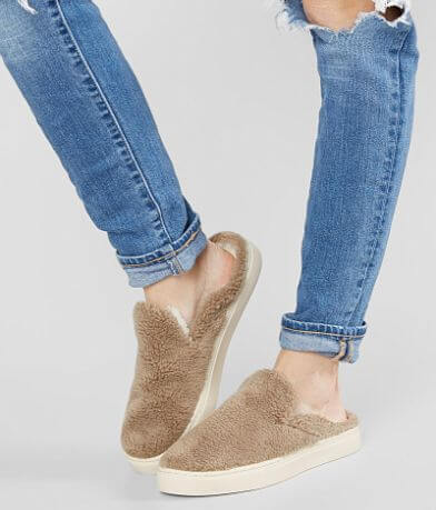 Billabong Faux Fur Mule Shoe