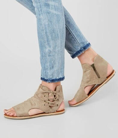 Billabong Faux Suede Sandal