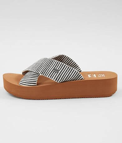 Billabong Boardwalk Mid-Wedge Sandal