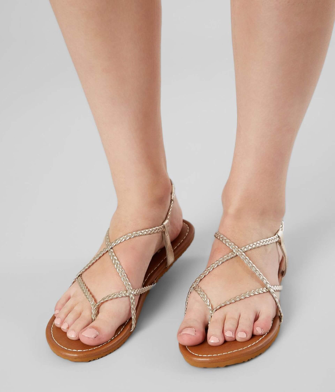 143e83dca Billabong Crossing Over Sandal - Women s Shoes in Platinum