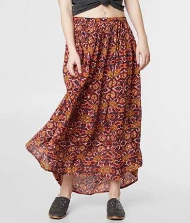 Billabong Sun Safari Maxi Skirt