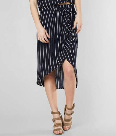 Billabong So Right Wrap Skirt