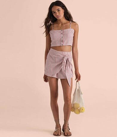 Billabong Sincerely Jules Beyond The Palms Skirt