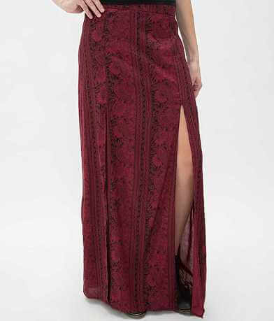 Billabong Never Look Back Maxi Skirt