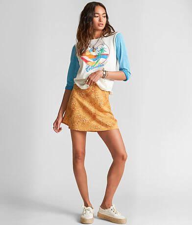 Billabong Sincerely Jules Short & Free Skirt
