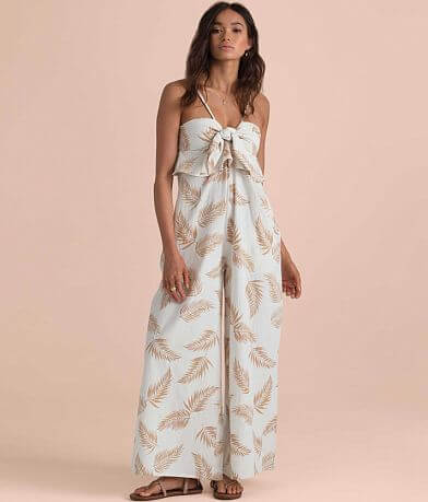 Billabong Sincerely Jules Twist Flirt Jumpsuit
