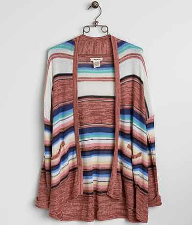 Billabong Outside The Lines Cardigan Sweater