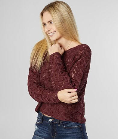 Billabong Chill Out Cropped Sweater