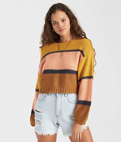 Billabong Seeing Stripes Pullover Sweater