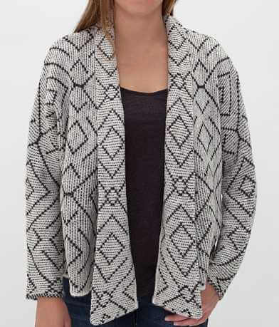 Billabong Beyond The Sands Cardigan Sweater