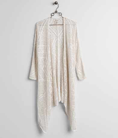 Billabong Three Wishes Cardigan Sweater
