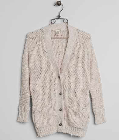 Billabong Yo Daddy Cardigan Sweater