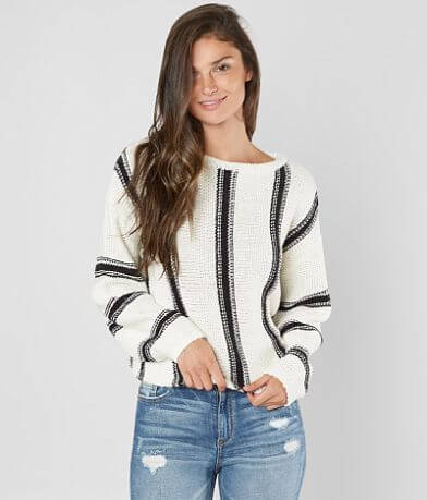 Billabong Calm Seas Striped Sweater