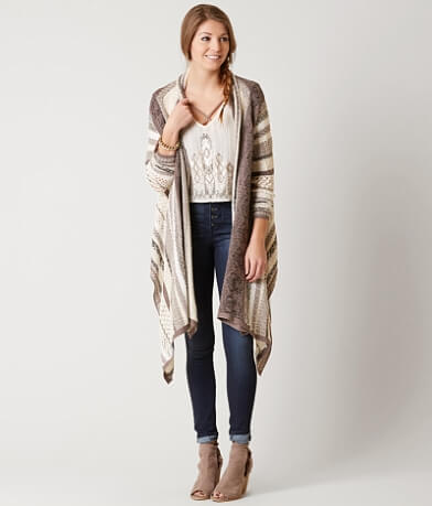 Billabong Winter Wonderland Cardigan Sweater