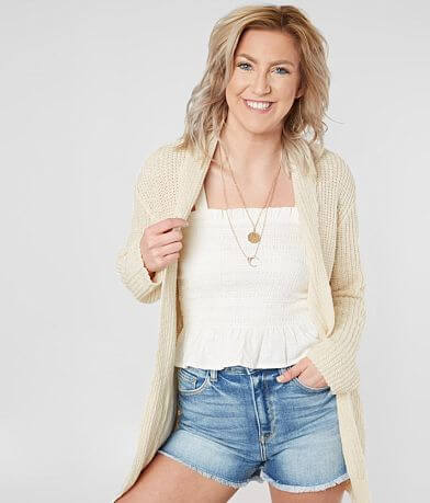 Billabong Morning Glow Cardigan Sweater