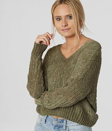 Billabong Higher Ground Chenille Sweater
