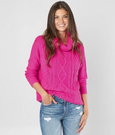 Billabong Off Shore Cowl Neck Sweater