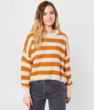 Billabong Til Sunset Cropped Sweater