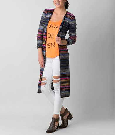 Billabong Subset Avenue Duster Cardigan Sweater