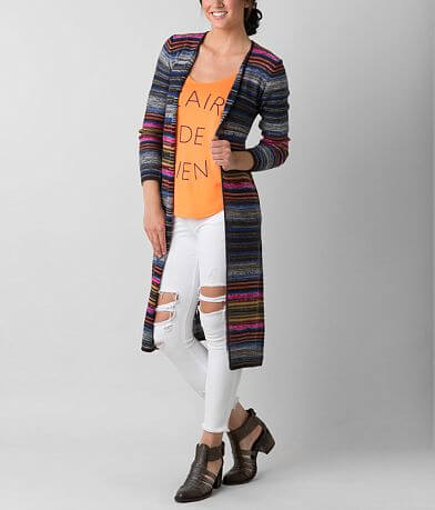 Billabong Subset Avenue Duster Cardigan Sweater