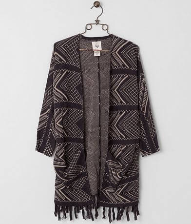Billabong Hey You Cardigan Sweater