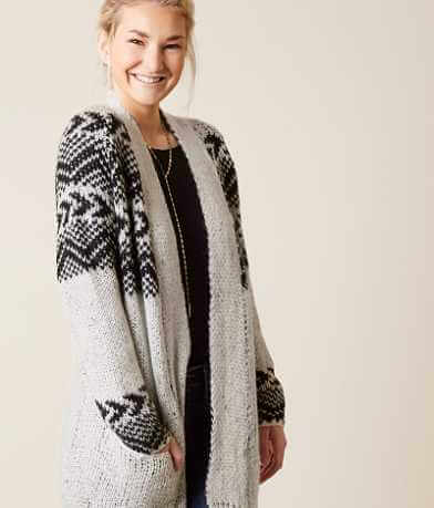 Billabong Snow Daze Cardigan Sweater