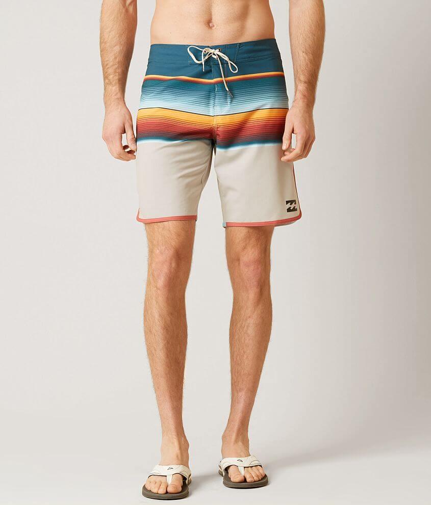 028207eea021 Billabong SEVENTY3 Lineup Platinum X Boardshort - Men's Boardshorts ...