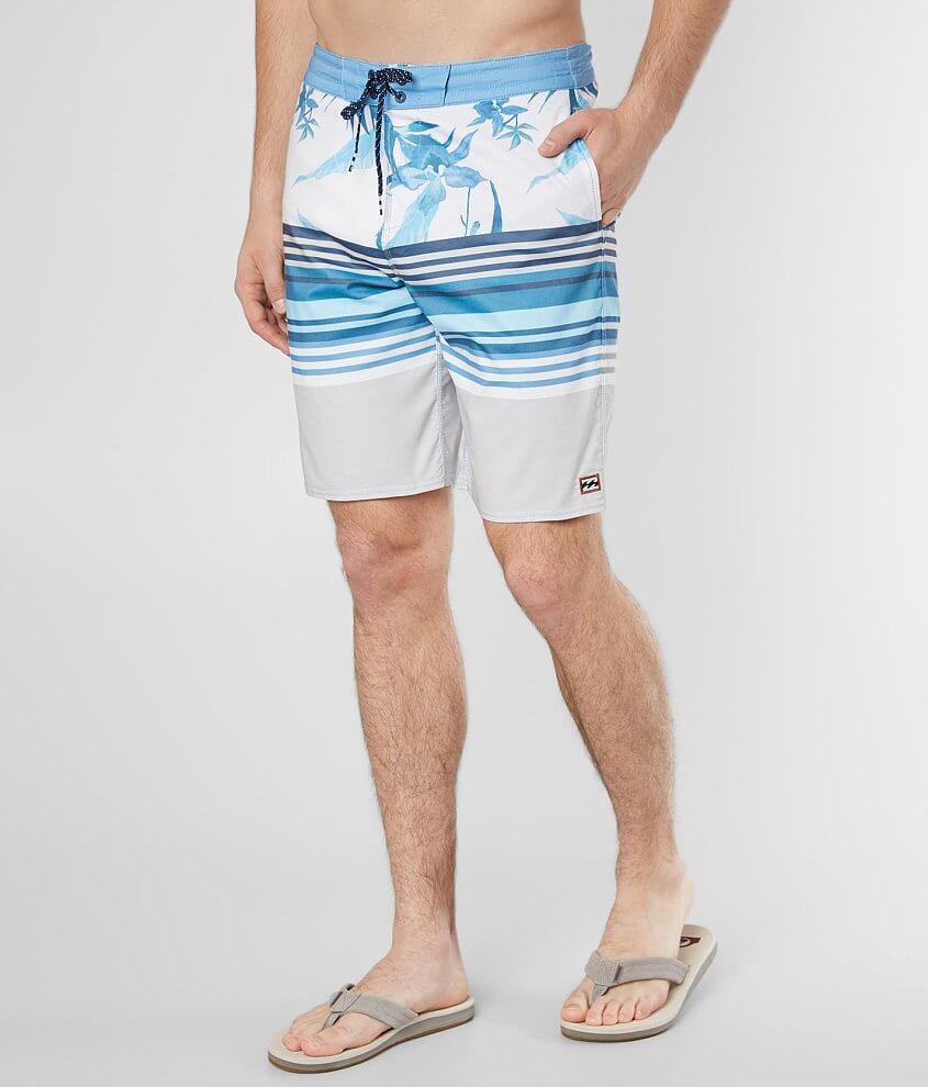 07f98517b9 Billabong Stringer Stretch Boardshort - Men's Boardshorts in Blue | Buckle