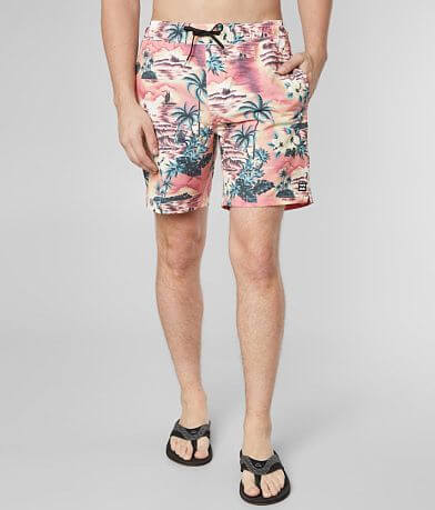 Billabong Sundays Layback Beach Stretch Boardshort