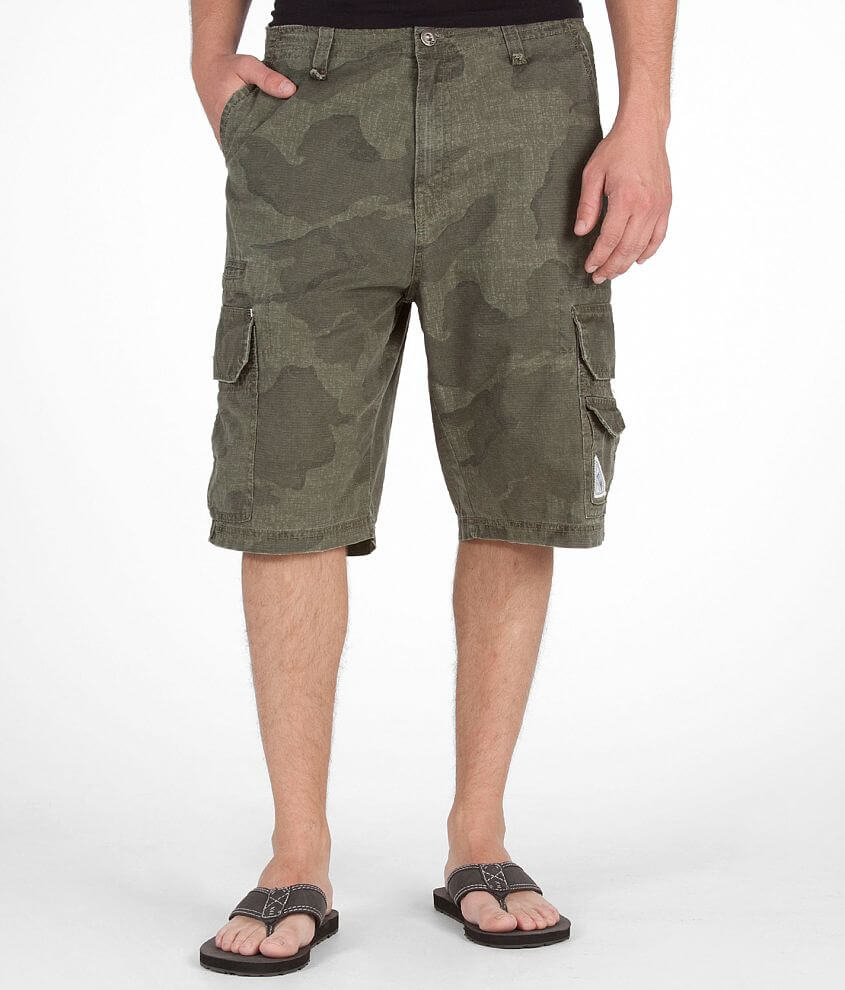 dca6e56c39 Billabong Scheme Cargo Short - Men's Shorts in Military | Buckle